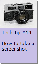 Take a screenshot