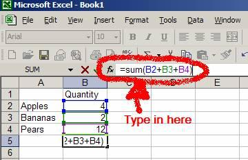 excel calculator 3