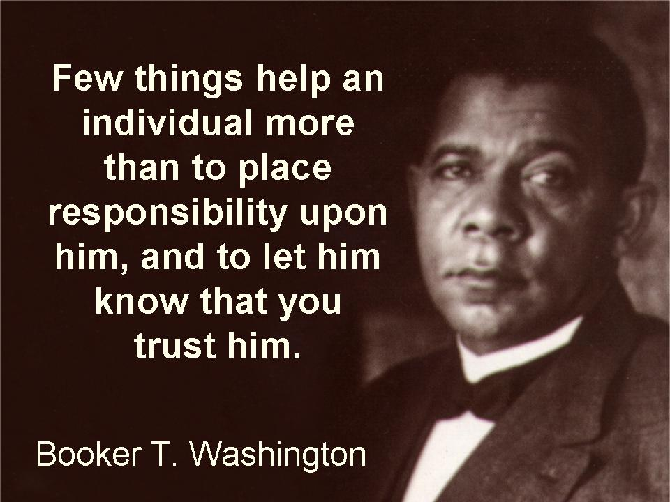 booker paper research t washington